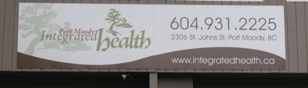 Exterior Business Sign Vancouver